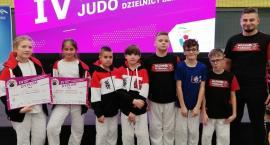 Wysokie miejsca zawodników ze Skierniewic w IV Turnieju Judo