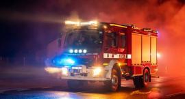 Nowy wóz strażacki dla OSP w Mokrej Prawej