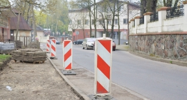 Budowa Bulwaru Przyjaźni rozpoczęta - utrudnienia w ruchu drogowym