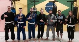 Puchar Polski BJJ - Skierniewicki Klub Karate Kyokushinkai z 4 medalami