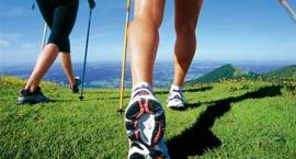 """Nordic Walking w ramach projektu """"Łódzkie ma pomysł na zdrowie"""""""