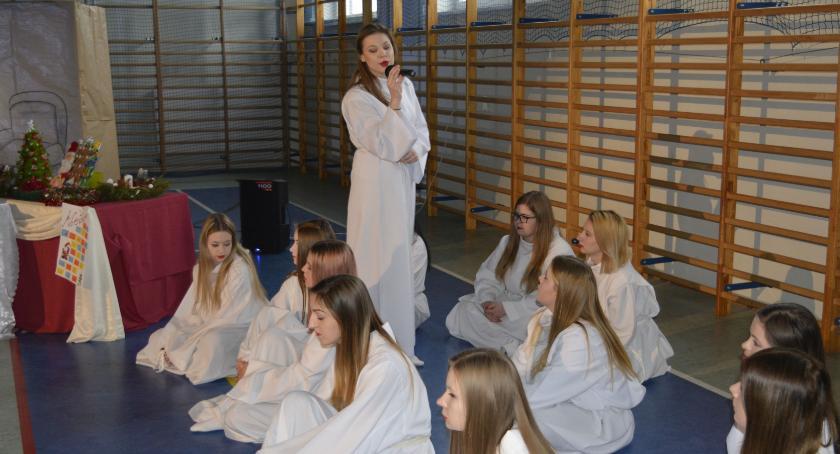 Edukacja, Opowieść wigilijna - zdjęcie, fotografia