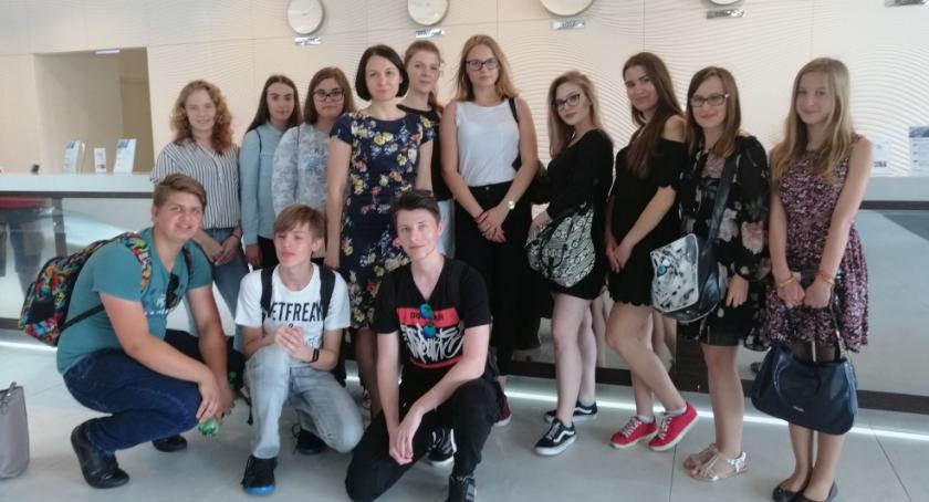 Edukacja, Dzień Kariery DoubleTree Hilton Łodzi uczniów - zdjęcie, fotografia