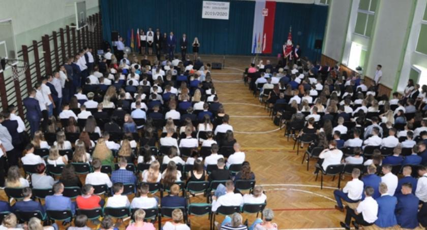 Edukacja, Rozpoczęcie szkolnego 2019/2020 Blichu - zdjęcie, fotografia