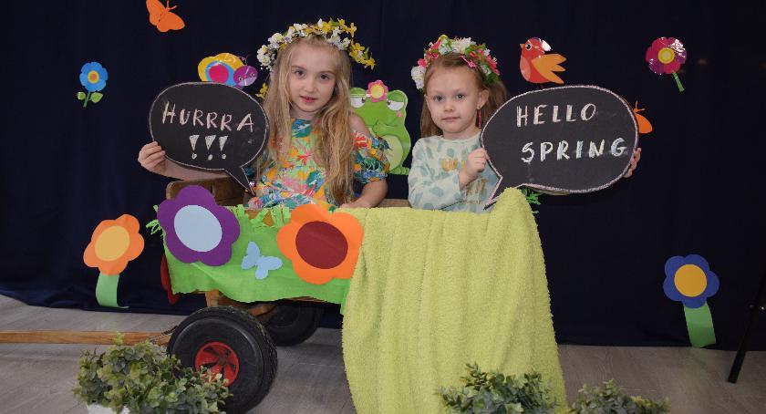 Edukacja, Powitanie Wiosny Przedszkolu TereFere TereFere Filia Łowiczu - zdjęcie, fotografia