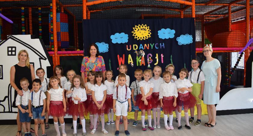 Edukacja, Zakończenie Przedszkolu TereFere - zdjęcie, fotografia