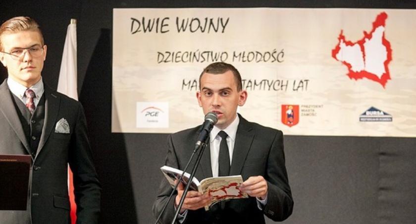 Edukacja, Dawid Domański ZSiPOWŁ Łowiczu zwycięzcą ogólnopolskiego konkursu - zdjęcie, fotografia