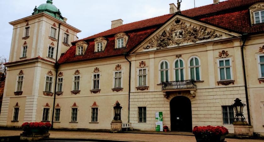 Wystawy, Pałac Nieborowie Łowiczem Wystawa Sobiescy Radziwiłłowie Strażnicy Wizerunku Maryjnego - zdjęcie, fotografia