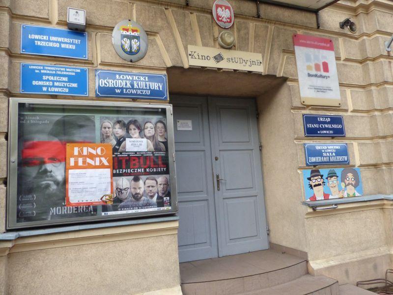 Kino, MKiDN dofinansowało projekt ŁOKu - zdjęcie, fotografia
