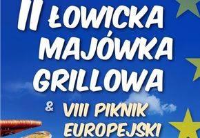 Koncerty, Majówka grillowa piknik europejski Błoniach - zdjęcie, fotografia