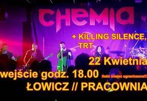 """Koncerty, Chemia finalistą """"Idola"""" wystąpi Pracowni - zdjęcie, fotografia"""