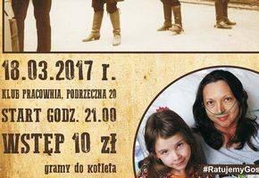 Koncerty, Dzień Zapłaty zagra Małgosi - zdjęcie, fotografia