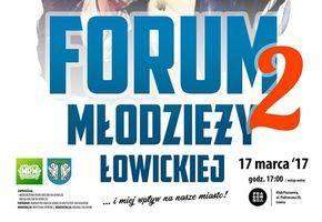 Edukacja, piątek drugie Forum Młodzieży Łowickiej - zdjęcie, fotografia