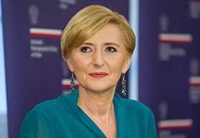 Edukacja, Agata Kornhauser odwiedzi dziś Łowicz - zdjęcie, fotografia