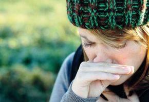 Porady zdrowotne, Infekcje górnych dróg oddechowych - zdjęcie, fotografia