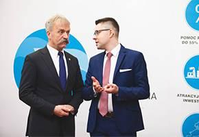 Inwestycje, Łowicka podstrefa ŁSSE powiększona blisko - zdjęcie, fotografia