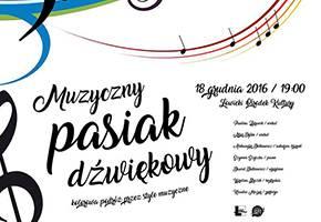 Koncerty, Muzyczny pasiak - zdjęcie, fotografia