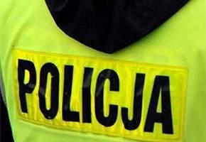 Kronika policyjna, Nietrzeźwy pieszy ranny wypadku Łyszkowicami - zdjęcie, fotografia