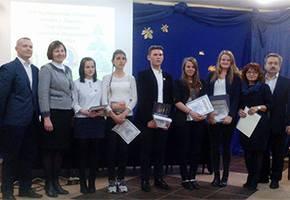 Edukacja, Troje pięciu laureatów uczniowie blichowskiej szkoły - zdjęcie, fotografia