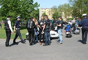 Łowicz24.eu, Przyjdź rowerem Starzyńskiego odbierz kamizelkę odblaskową - zdjęcie, fotografia