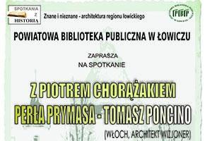 Spotkania, Tomaszu Poncino - zdjęcie, fotografia