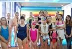 Pływanie, Najlepsi pływacy uczą Jedynce - zdjęcie, fotografia