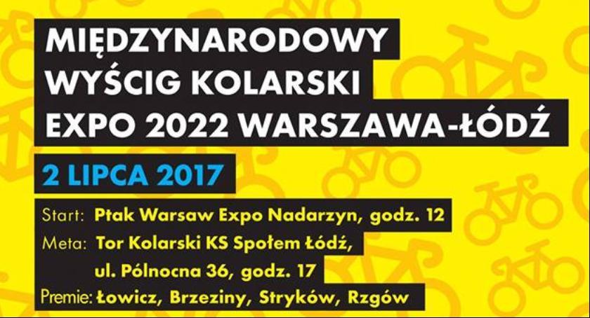 Kolarstwo, Przez Łowicz przejedzie międzynarodowy wyścig kolarski - zdjęcie, fotografia