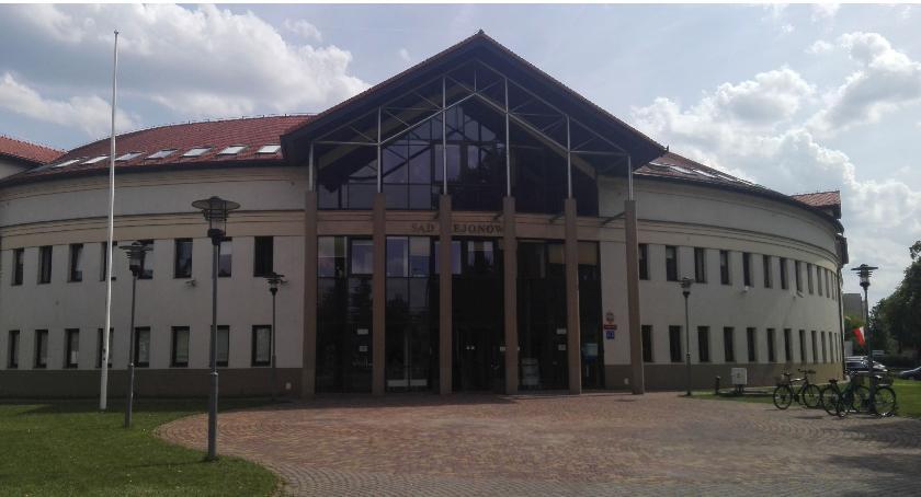 Z sali rozpraw, Wkrótce wyrok śmiertelnego wypadku Bocheniu - zdjęcie, fotografia