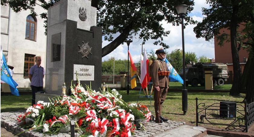 Uroczystości patriotyczne, Zaproszenie uroczystości Święta Wojska Polskiego - zdjęcie, fotografia