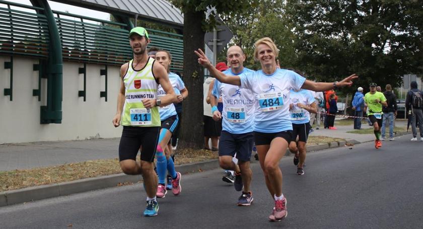 Lekkoatletyka, Trwają zapisy Łowicki Półmaraton Jesieni - zdjęcie, fotografia