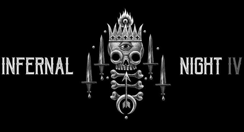 Koncerty, sobotę czwarta edycja Infernal Night - zdjęcie, fotografia