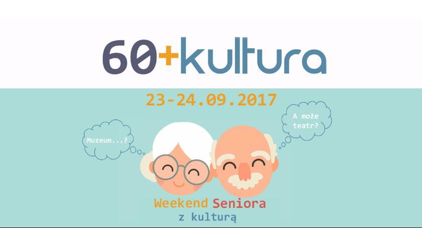 Wystawy, Kultura myślą seniorach - zdjęcie, fotografia