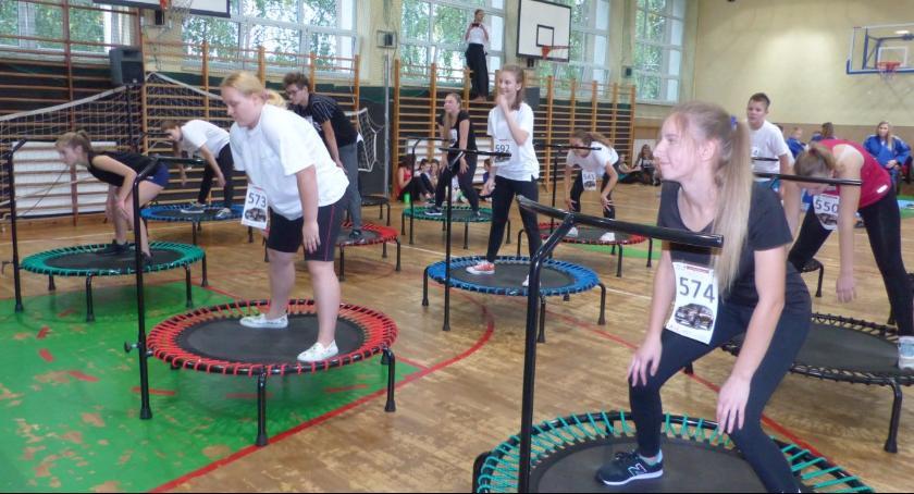 Edukacja, Dzień Sportu Zdrowia - zdjęcie, fotografia