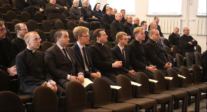Kościół, Inauguracja akademickiego Łowiczu - zdjęcie, fotografia