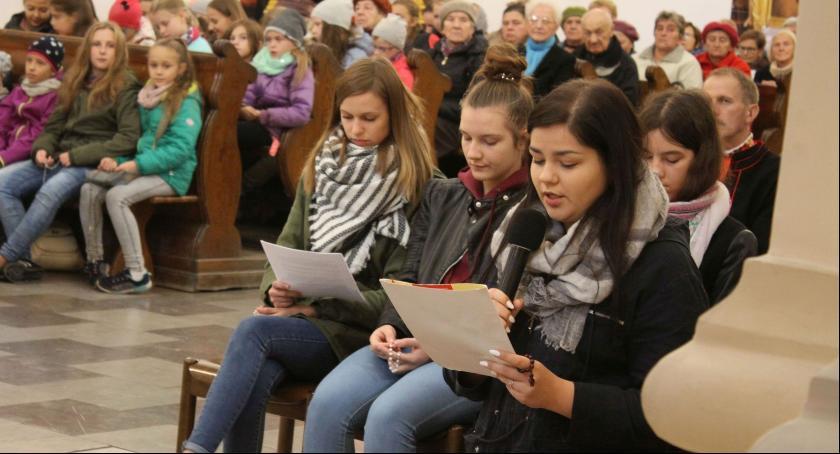 """Kościół, """"Różaniec granic"""" Łowiczu - zdjęcie, fotografia"""