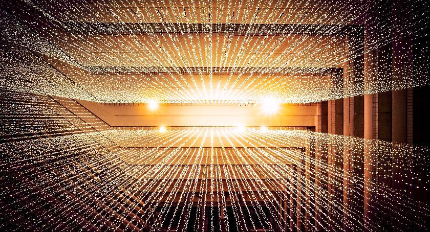 Art. sponsorowany, Nareszcie! Światłowód każdym mieszkaniu Łowiczu tylko - zdjęcie, fotografia