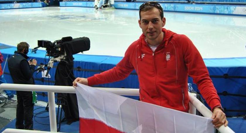 Łyżwiarstwo szybkie, Zbigniew Bródka rozpoczął olimpijski sezon - zdjęcie, fotografia