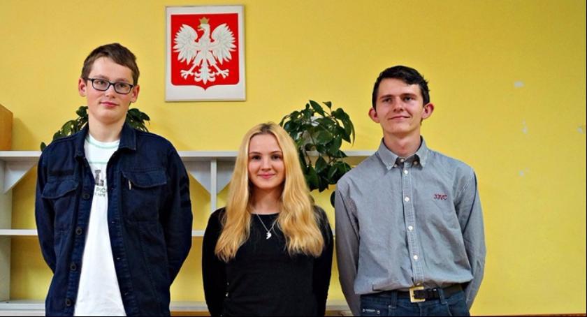 Edukacja, Sukces uczniów Blichu Białym Dunajcu - zdjęcie, fotografia