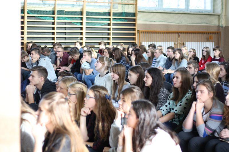 Edukacja, Tydzień zdrowia Chełmońskim - zdjęcie, fotografia