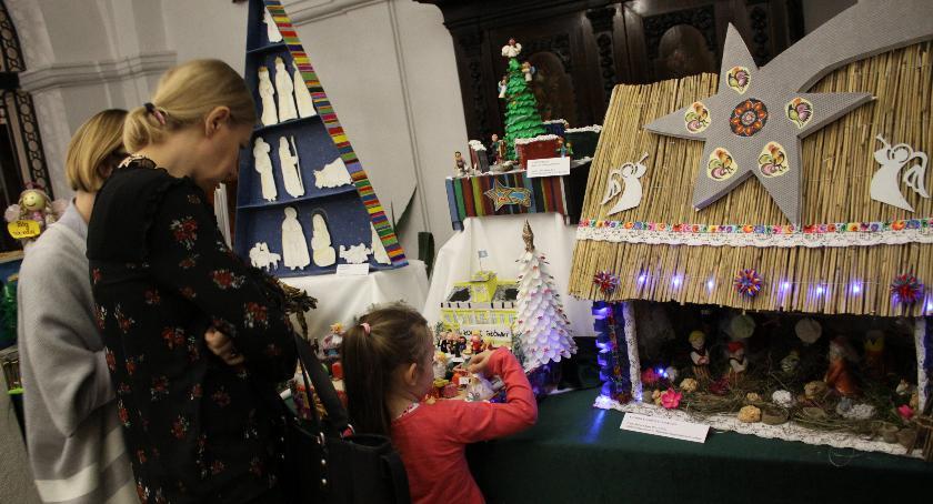 Konkursy, Rozstrzygnięto konkurs Łowicką Szopkę Bożonarodzeniową (zdjęcia) - zdjęcie, fotografia