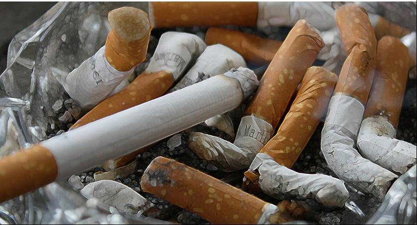 Porady zdrowotne, Uzależnienie tytoniu - zdjęcie, fotografia