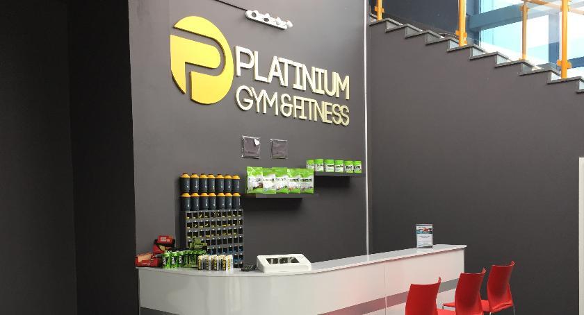 Art. sponsorowany, Zacznij treningi Platinium Gym&Fitness! sponsorowany] - zdjęcie, fotografia