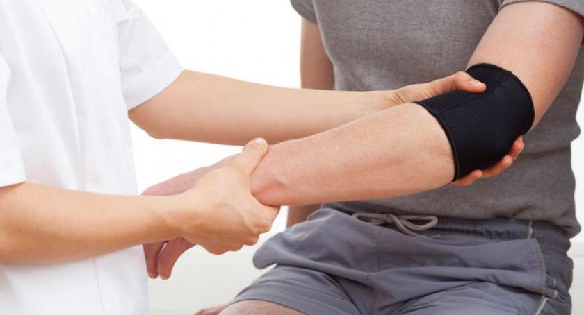 Porady zdrowotne, Łokieć tenisisty przyczyny objawy możliwości rehabilitacji - zdjęcie, fotografia