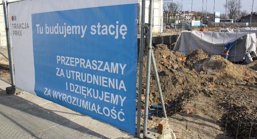 Urząd Miejski, będzie wyglądała stacja Łowicz Główny Sprawdź wizualizację - zdjęcie, fotografia
