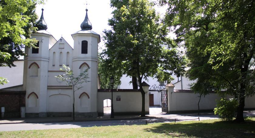 Kościół, Bernardynki Łowicza zapraszają jubileusz - zdjęcie, fotografia