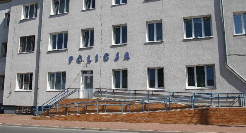 Kronika policyjna, Łowiczanin stracił prawo jazdy - zdjęcie, fotografia