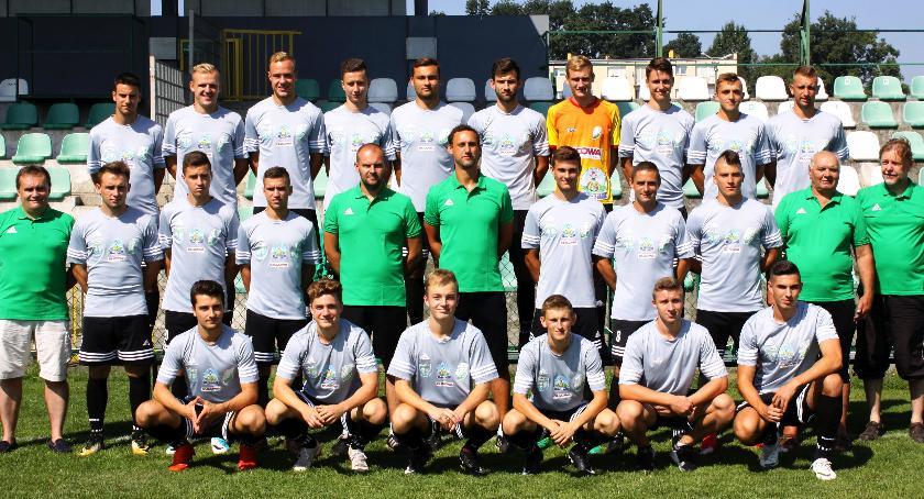 Piłka nożna, Kadra Pelikana rundę jesienną sezonu 2018/2019 (ZDJĘCIA) - zdjęcie, fotografia