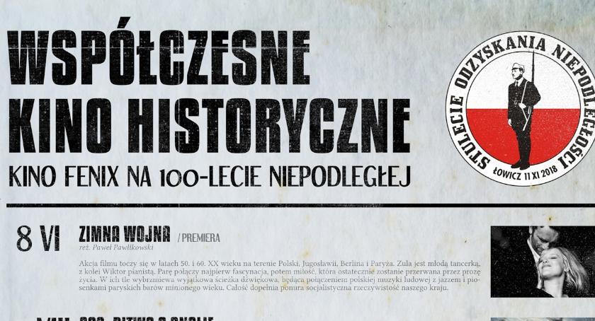 Kino, Warto wybrać Współczesne historyczne - zdjęcie, fotografia