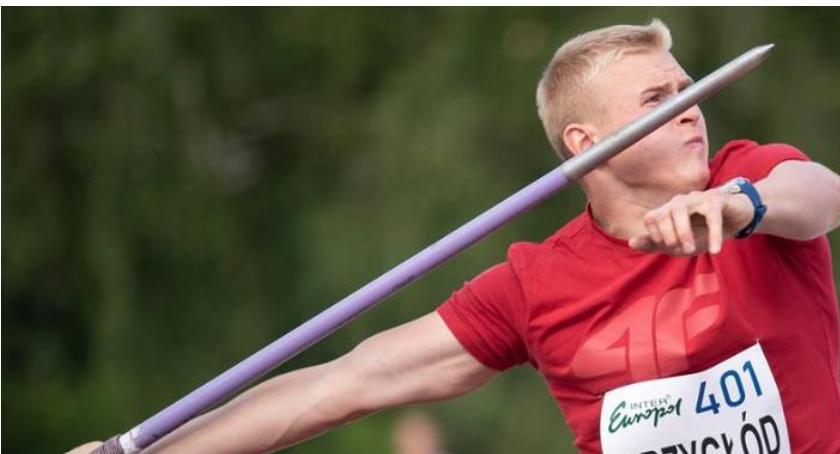 Lekkoatletyka, Cyprian Mrzygłód dziewiątym najlepszym oszczepnikiem Europie - zdjęcie, fotografia