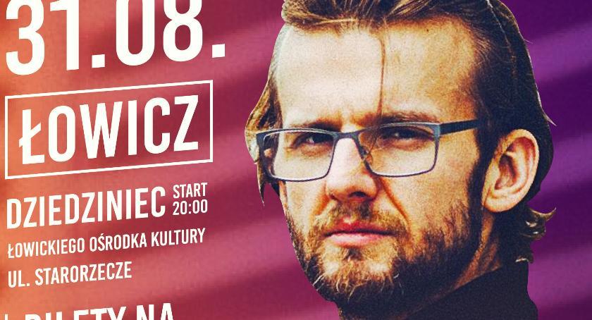 Koncerty, KęKę Łowiczu hopowy koncert zakończenie wakacji - zdjęcie, fotografia